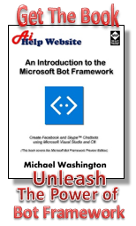 An Introduction to the Microsoft Bot Framework